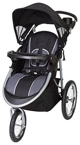 Baby Trend Pathway 35 Jogger Travel System, Optic Grey by Baby Trend