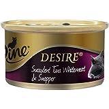 Dine Desire Tuna Whitemeat & Snapper - 85gm