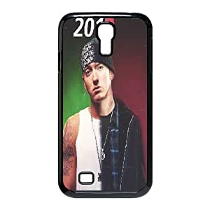 Yearinspace Eminem Samsung Galaxy S4 Cases Eminem Black and White for Girls Protective, Case for Samsung Galaxy S4 Mini I9195, [Black]