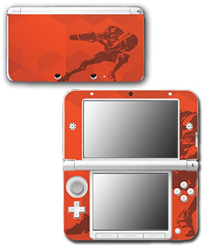 Samus Returns Metroid 2 Special Edition Video Game Vinyl Decal Skin Sticker Cover For Original Nintendo 3Ds Xl System