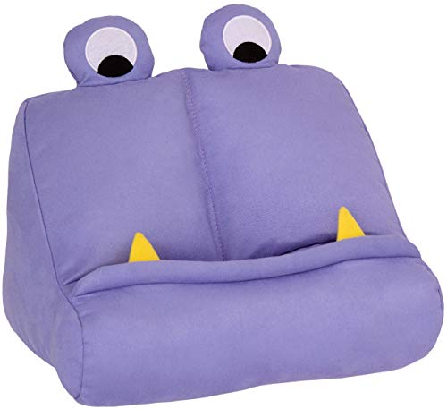 Thinking Gifts Monster Book and Tablet Reading Stand Purple -