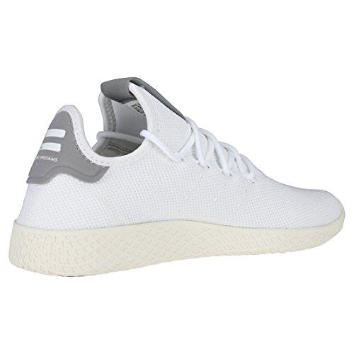 Blancs Pour Hu Hommes Tennis Ftwbla 000 Adidas Pw ftwbla Baskets Blatiz wqXI6YE