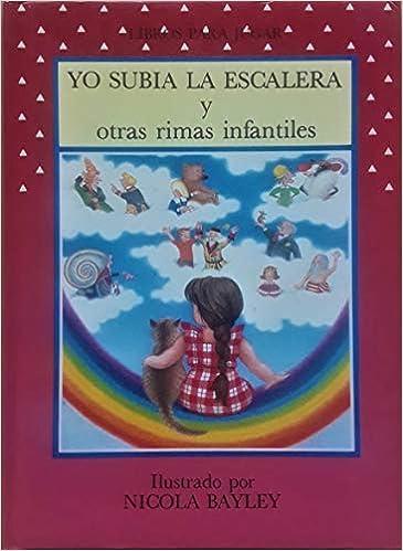 Yo subia la escalera (Libros Para Jugar): Amazon.es: Puncel, Maria: Libros