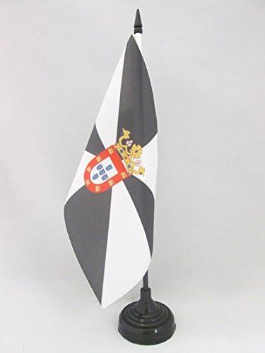 AZ FLAG Bandera de Mesa de Ceuta 21x14cm - BANDERINA de DESPACHO ...