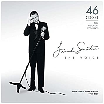 """Frank Sinatra """"The Voice"""" - 760 historische Aufnahmen von 1939 - 1960"""