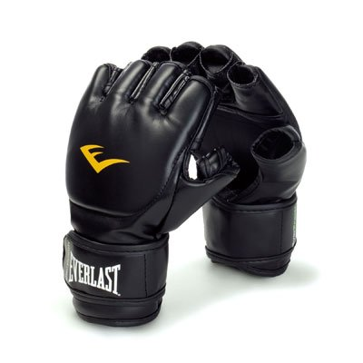- Everlast Mixed Martial Arts Grappling Gloves (Large/X-Large)