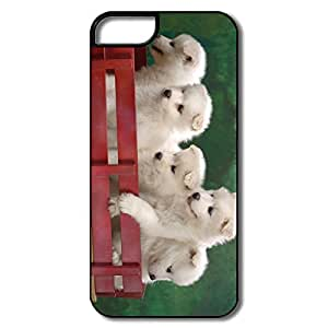 Design Your Own Cheap Plastic Snow Proof Dog Iphone 5 Cases