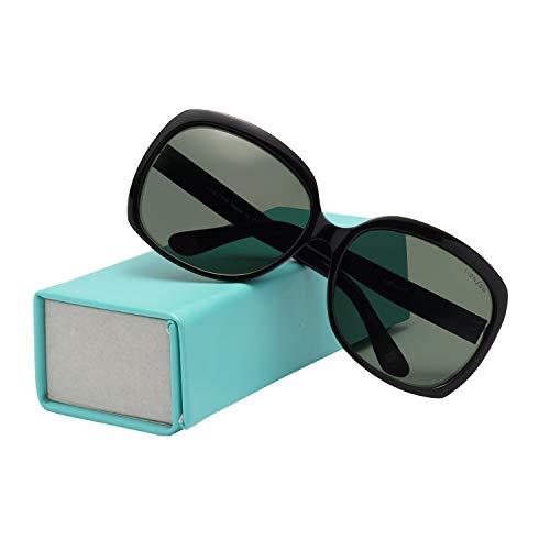 - LianSan Oversized Womens Sunglasses Polarized uv Protection Simple Sunglasses LSP301H (POLARIZED BLACK)