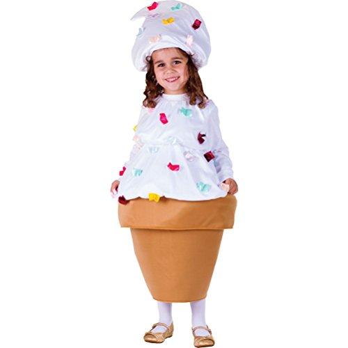 Cream Costume Cone Ice (Ice Cream Cone Costume)