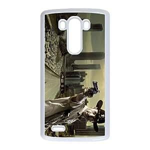 LG G3 Cell Phone Case White The Walking Dead S0400556