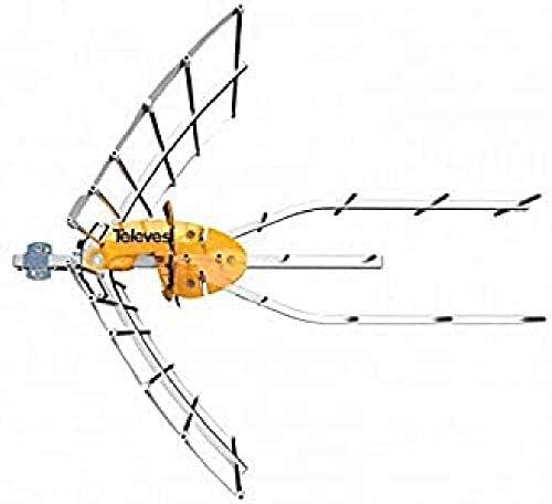 Televes Ellipse UHF C21 - 48 - Antena, con alimentador ...