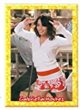 High School Musical trading card sticker expanded edition #3 Vanessa Hudgens as Gabriella Montez