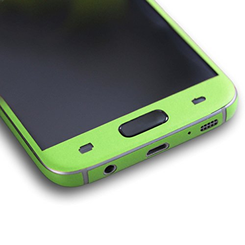 AppSkins Vorderseite Samsung Galaxy S7 Color Edition green