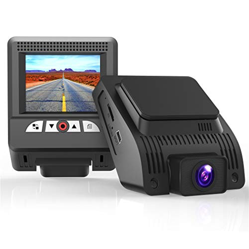 Dash Camera, VICTONY Dash Cam Video Recorder DVR Car Dashboard Camera with 1080P FHD, Night Vision, Parking Mode, Motion Detection, Loop Recording, HDR, G-Sensor [Upgraded Version]