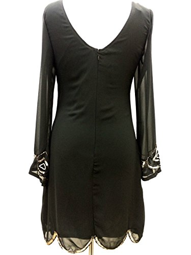 LIVE2LOVE - Vestido - para mujer negro