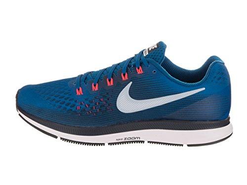 corsa 34 da 402 ossidiana da Nike Armory Blue lt Pegasus Zoom blu uomo Jay multicolore Air Scarpe qR0Ytw
