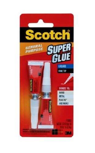 Scotch Super Glue Liquid (AD117)