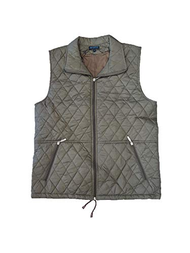 Women's Jacket Taupe Ladies Quilted US Gilet Patrol xqwX40pI