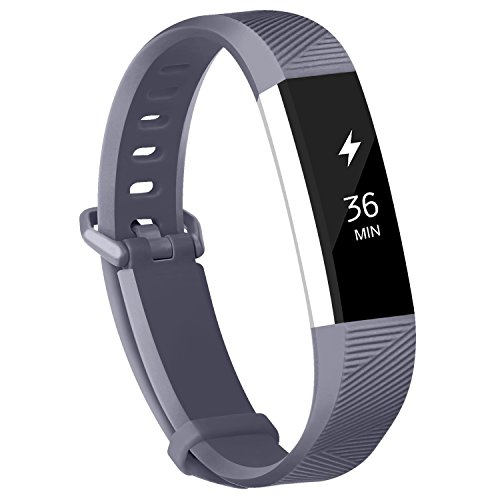 Adepoy Fitbit Adjustable Replacement Wristband