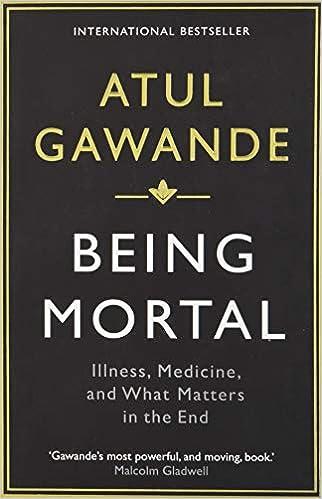 Being Mortal por Atul Gawande epub