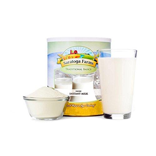 Saratoga Farms Fortified Instant Non-Fat Milk