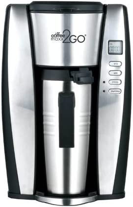 TV Das Original Coffeemaxx 2 Go Thermo Star - Cafetera con 1 taza ...