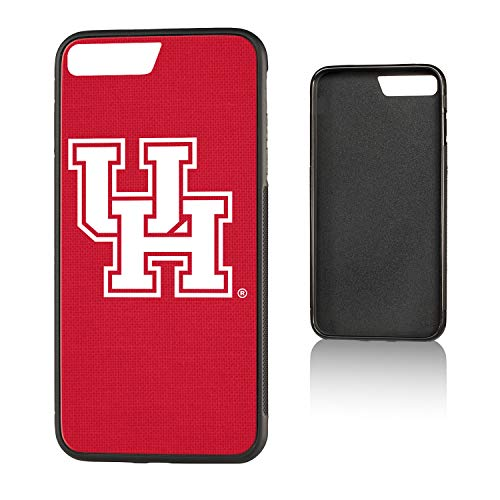Keyscaper UH Houston Cougars Solid Bump Case iPhone 8 Plus / 7 ()