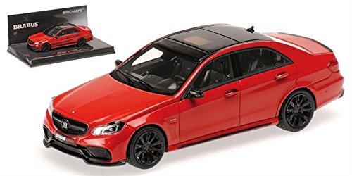 2014-brabus-850-e63-e-class-in-red-metallic-resin-model-car-in-143-scale-by-minichamps