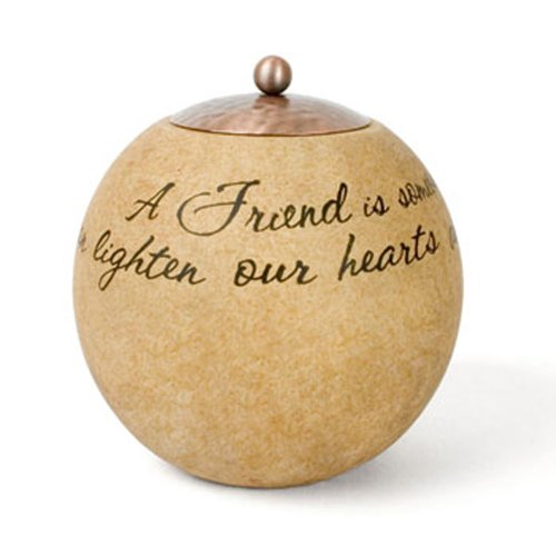 (Pavilion Gift Company Comfort Candles 4-1/2-Inch Round Candle Holder,)