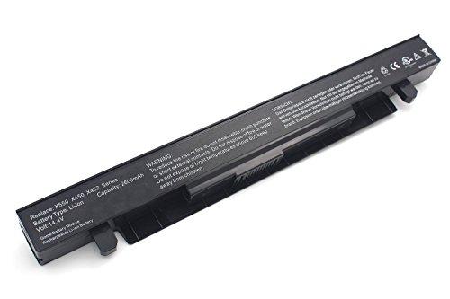 New Li Ion Laptop - Batterymarket New Laptop Battery for Asus X550 A41-X550A A450 X450 series - 18 Months Warranty [Li-ion 4-cell 2600mAh]