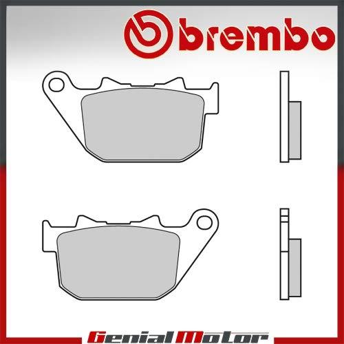 07HD14.SP Pastillas Brembo Freno Posterior SP XL L SPORTSTER LOW 2006 2008