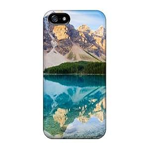 Unique Design Iphone 5/5s Durable Case Cover Canada Nature Corner