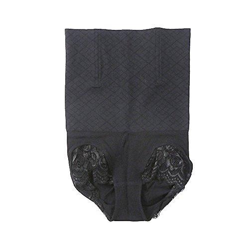 Fzmix High Quality Women'S Sexy Slim Lift Body Shaper Control Pants Slimming Underwear Black