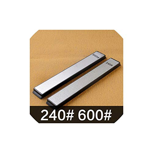 Diamond Knife Sharpener Angle Sharpening Stone Whetstone Professional Knife Sharpener Tool Bar,Green