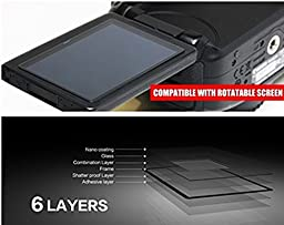 GGS Self-adhesive Optical Glass LCD Screen Protector for SONY RX100