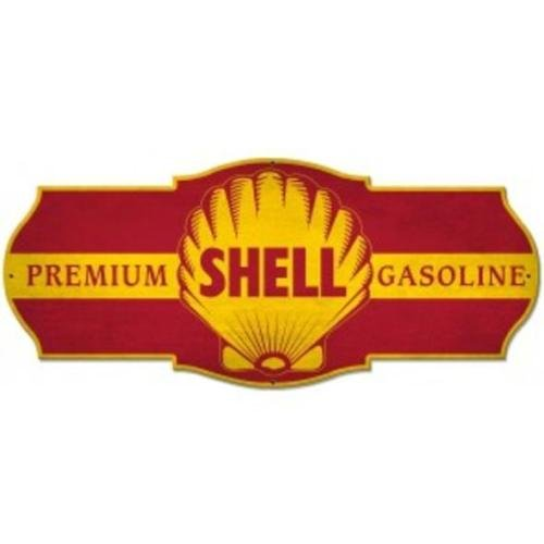 Gasoline Vintage Sign -
