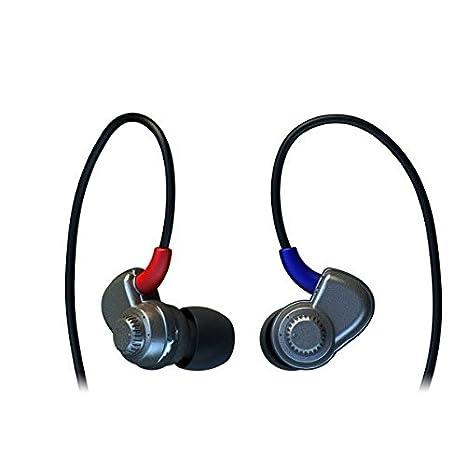 SoundMagic PL30 - Auriculares in-ear, plateado