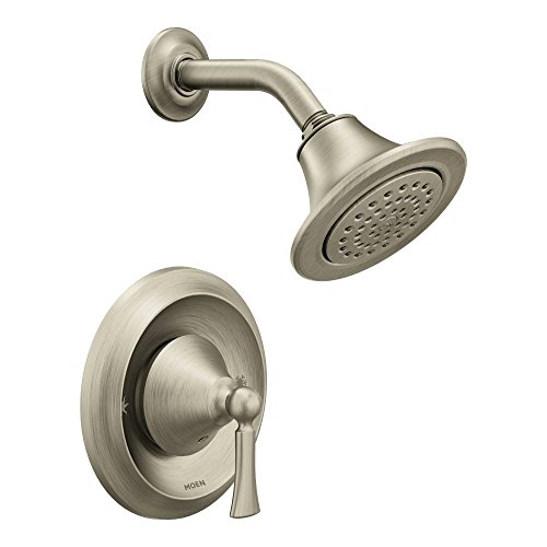 Moen T4502BN  Wynford Posi-Temp Shower , Brushed Nickel by Moen