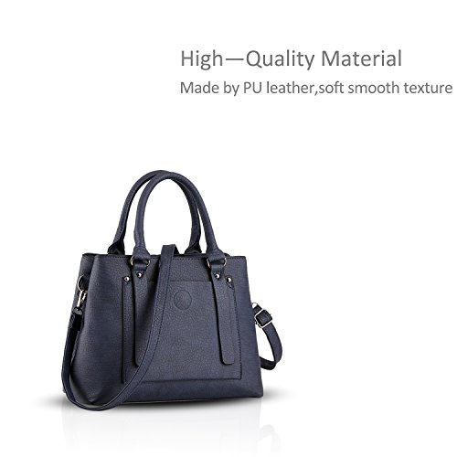 Shoulder Sapphire Messenger Bags Retro Temperament Handbags amp;doris New Nicole Classic Fashion Handbag 8cwPTO8q