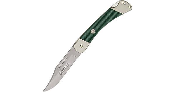 Amazon.com: Puma Master cuchillo plegable 3 3/4
