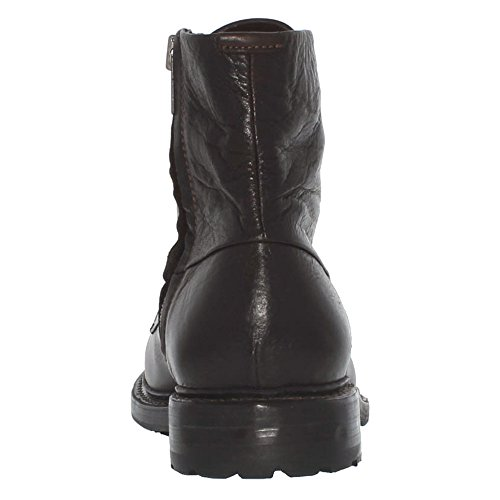 Blackstone MM08 Brown Herren Boots & Stiefel in Mittel Braun