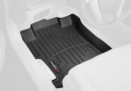 WeatherTech Custom Fit Front FloorLiner for Lexus RX300/Toyota Highlander (Black)