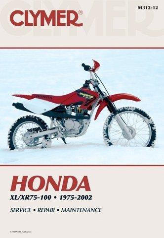 (Clymer Repair Manual for Honda CR250R CR500R 88-01)