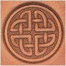 Springfield Leather Company Round Celtic 3D Leather Stamp