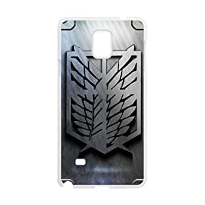 SVF Attack On Titan Cell Phone Case for Samsung Galaxy Note4