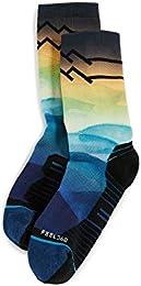 Men's Early Riser Crew Socks