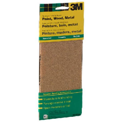 3M 9019 General Sandpaper Assorted