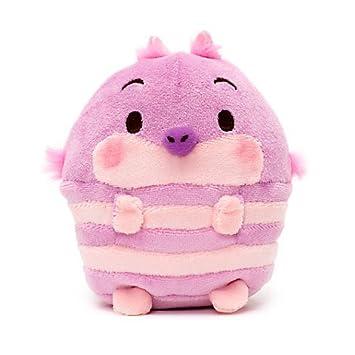 Disney Gato Cheshire Peluche Pequeño Ufufy con Aroma 11cm - Alicia en el País de Las