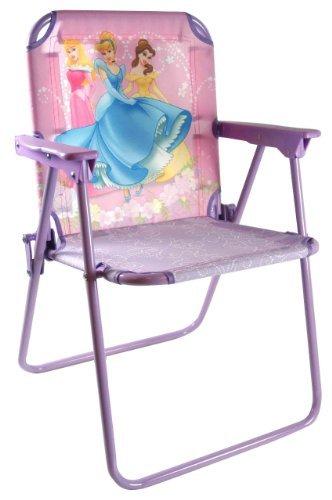 - New 2010 Disney Princess Patio Chair