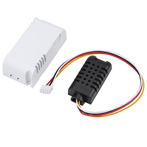 (LED Temperature Humidity Sensor, Digit Display RS485 Modbus RTU Humidity Temperature Sensor)